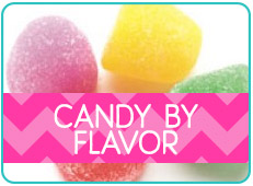 Candy By Flavor