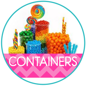 Candy Buffet Container