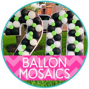 Ballon Mosaics