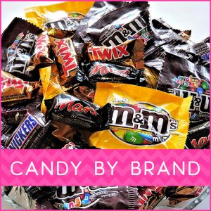 Candy By Brand